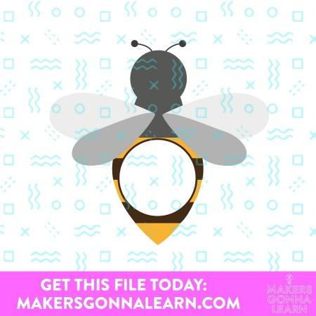 Monogram Bee