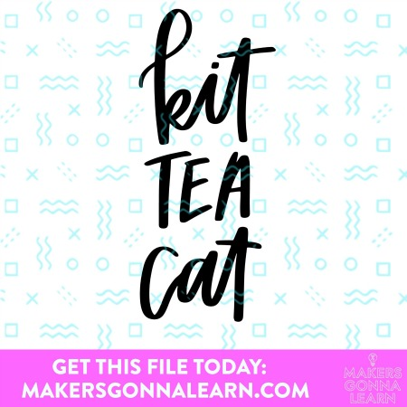 Kit Tea Cat
