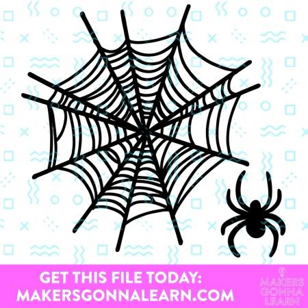 Fall Regular Spider Web