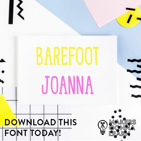 Barefoot Joanna
