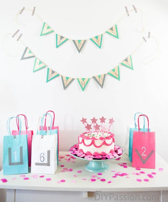 Diy Cake Toppers And Grocery Store Cake