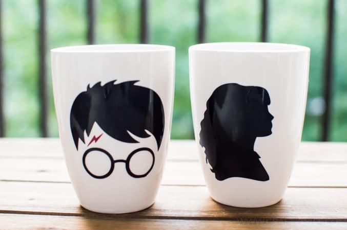 Harry Potter Mugs 3