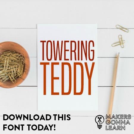 Towering Teddy