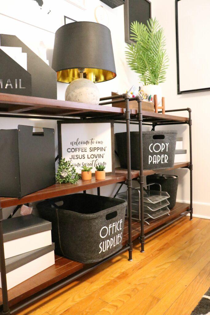 Fun Cricut Office Decor And Organization Makers Gonna Learn