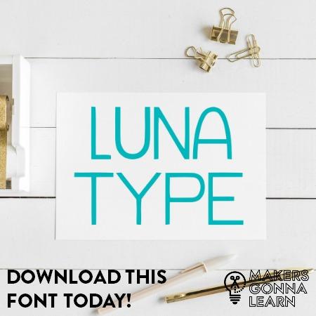 Luna Type