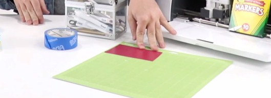 weeding on the cutting mat - cricut hacks that will blow your mind