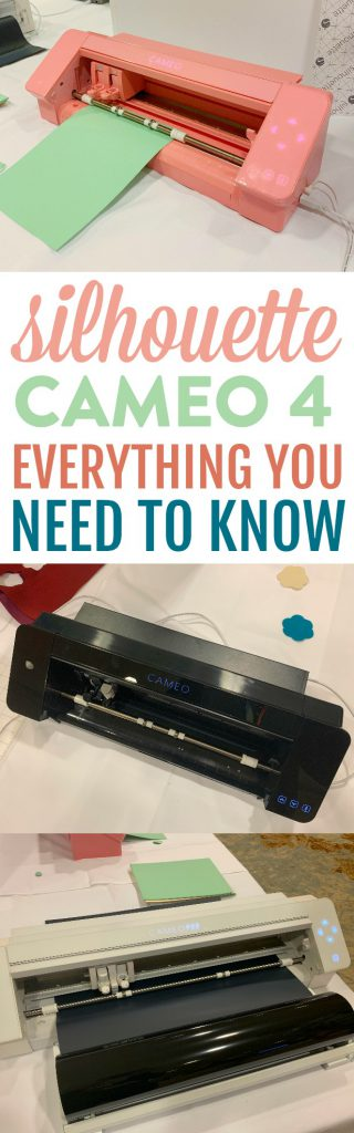 Silhouette Cameo 4 Everything You Need To Know