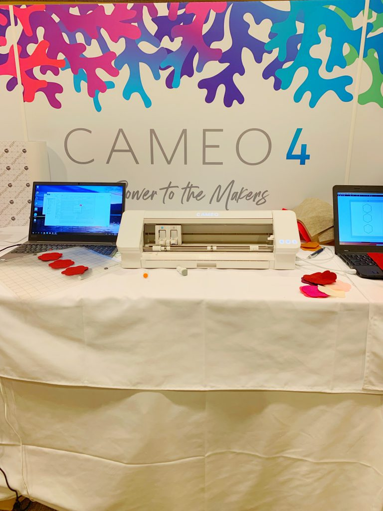 Silhouette CAMEO 4 is being released early fall 2019