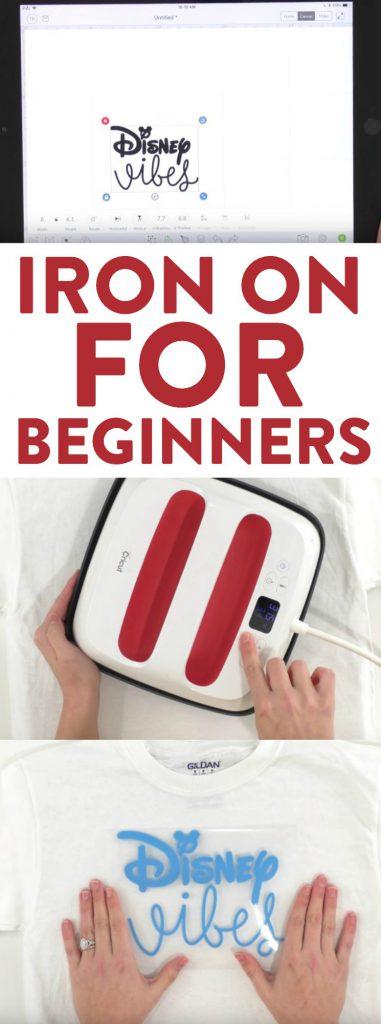 Ironon Beginners