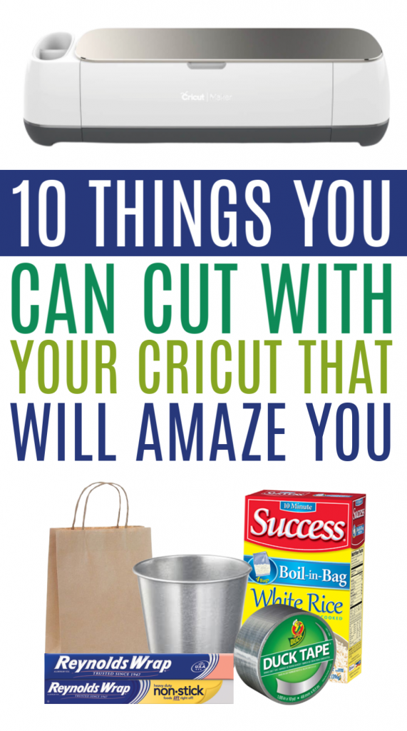 10 Things You Can Cut With Your Cricut That Will Amaze You