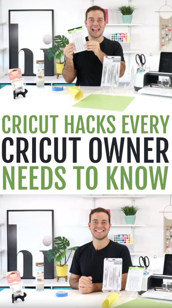 Cricut Hacks Every Cricut Owner Needs To Know