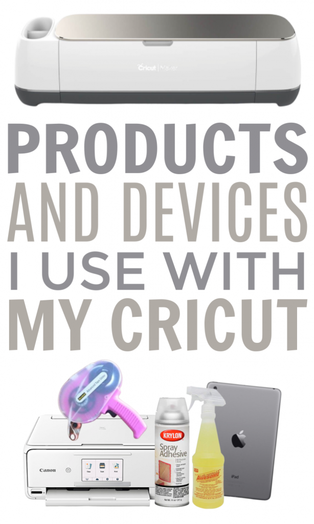 Products Devices With Cricut