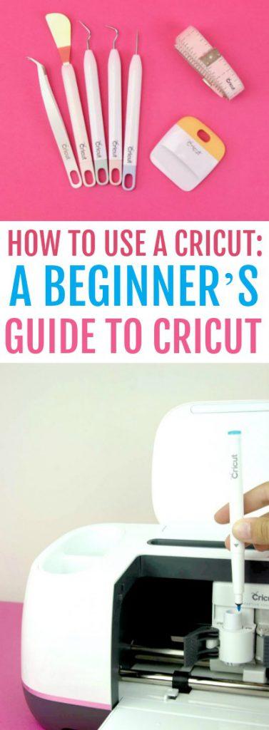 A Beginner S Guide To Cricut
