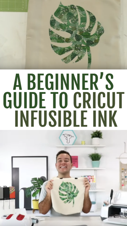 A Beginner S Guide To Cricut Infusible Ink