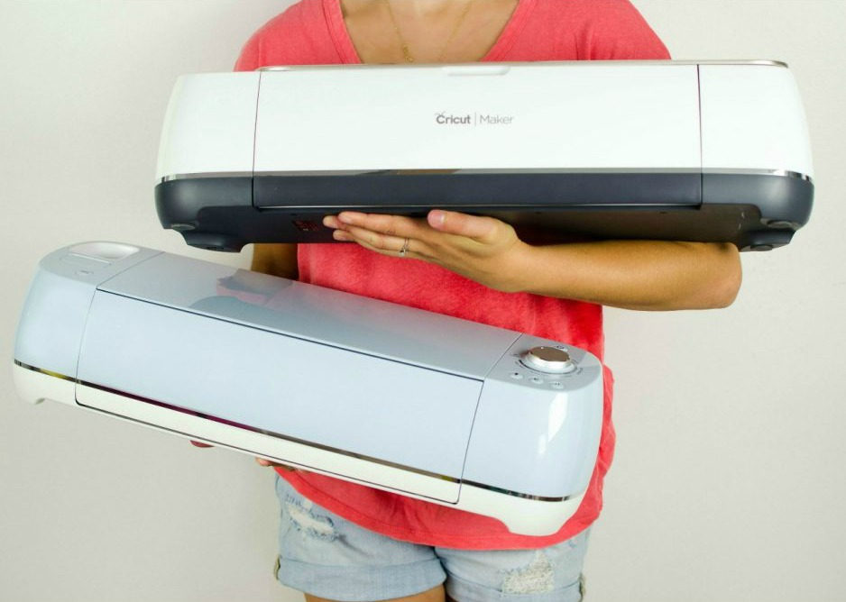 Cricut Maker And Cricut Explore Air 2