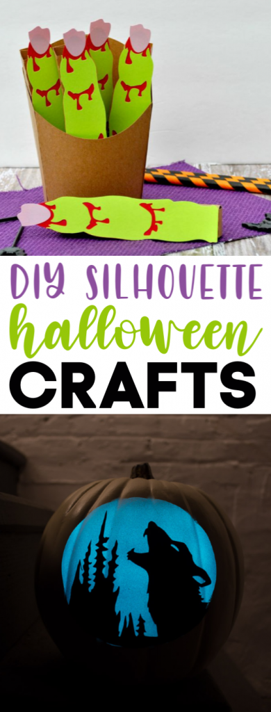 Diy Silhouette Halloween Crafts2