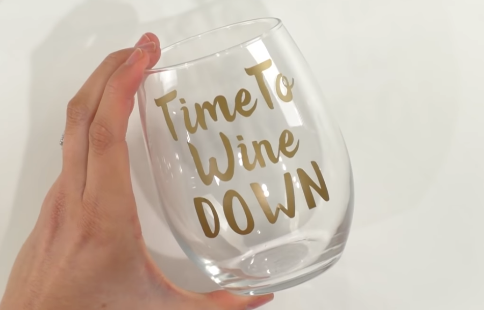 Diy Wine Glasses With Your Cricut4