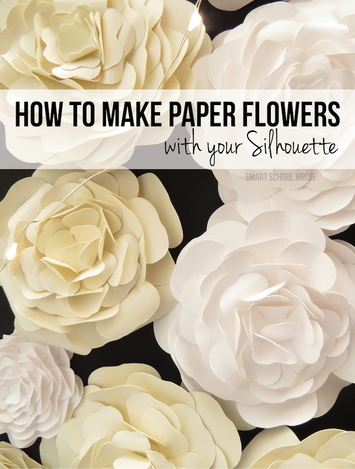 How To Make Paper Flowers 1