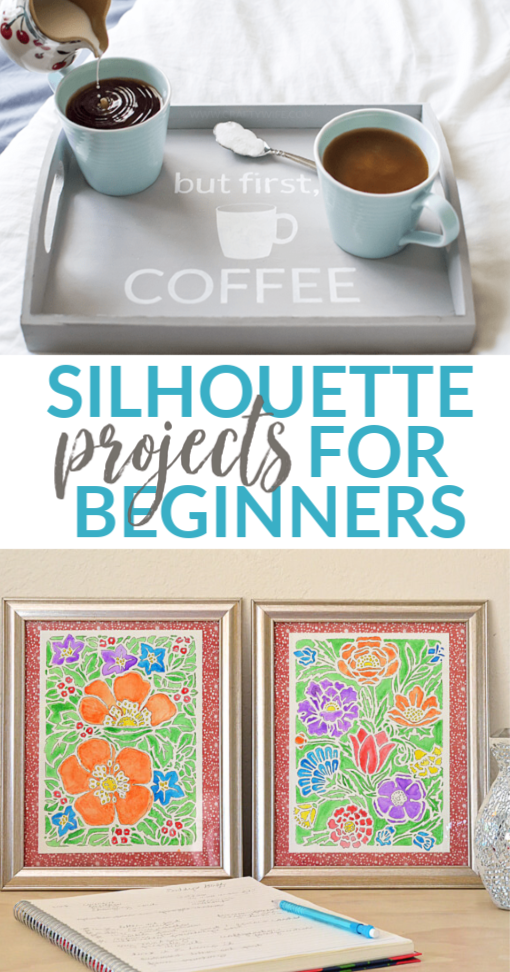 Silhouette Projects For Beginners