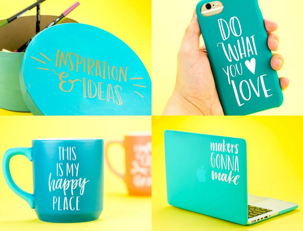 Easy 2 Step Cricut Projects 10 1024x781
