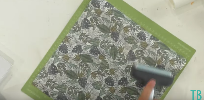 Using A Brayer With Cricut Infusible Ink