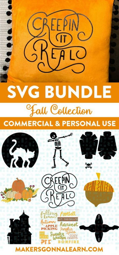 Fall Collection SVG Bundle