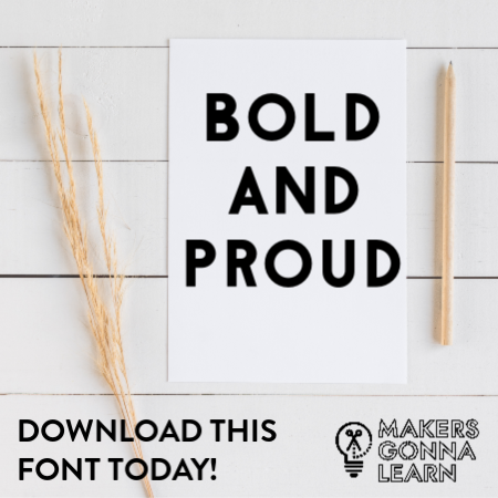 Bold and Proud