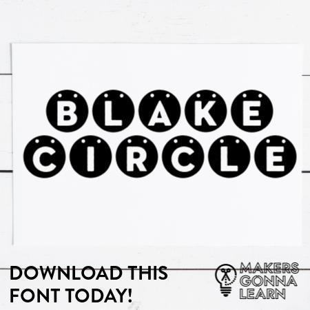 Blake Circle Banner