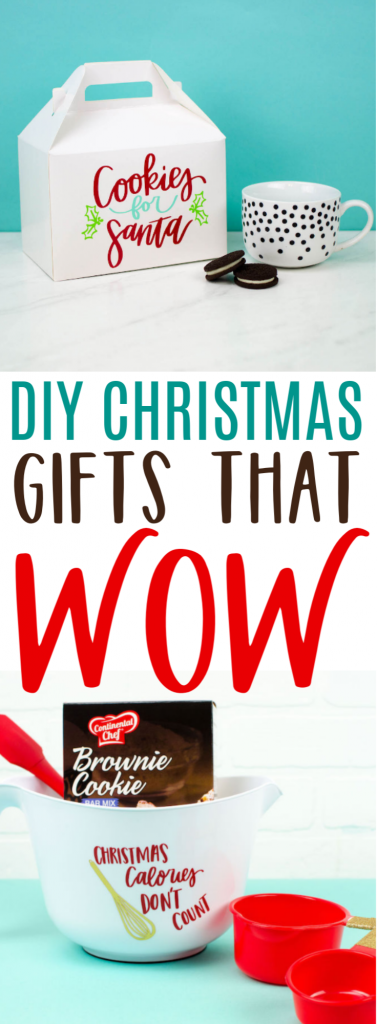 Diy Christmas Gifts That Wow