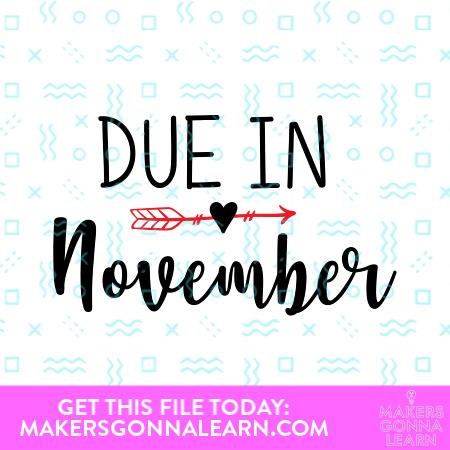 Due In November