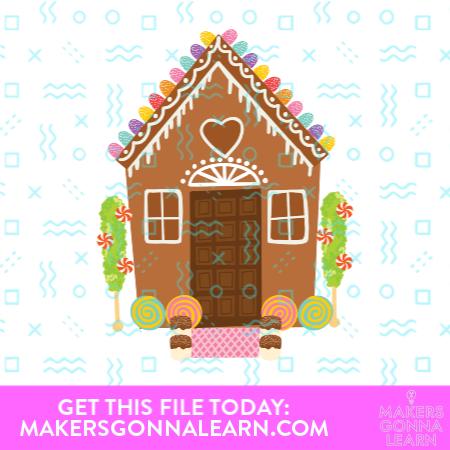 MGL_Gingerbread House