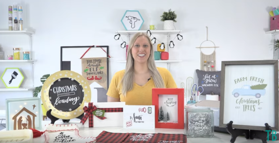 10 Cricut Holiday Home Decor Ideas Makers Gonna Learn