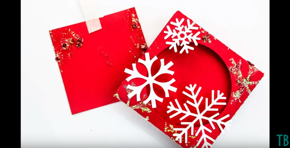 Use Your Cricut Machine To Make A Beautiful Gift Card Holder