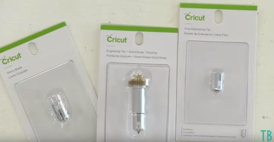 Using The New Cricut Adaptive Tools