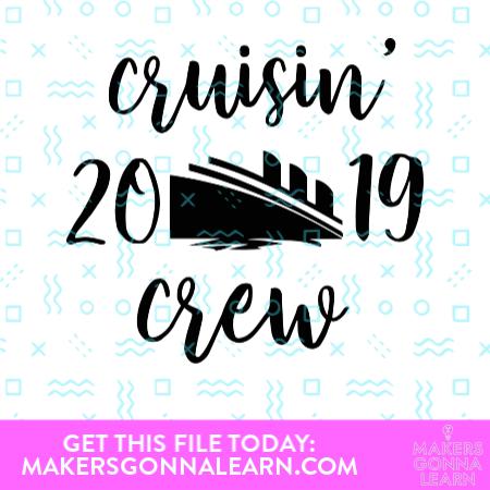 Cruisin' 2019 Crew