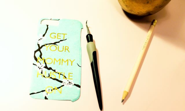 Silhouette stocking stuffer - Make Your Own Custom Phone Case