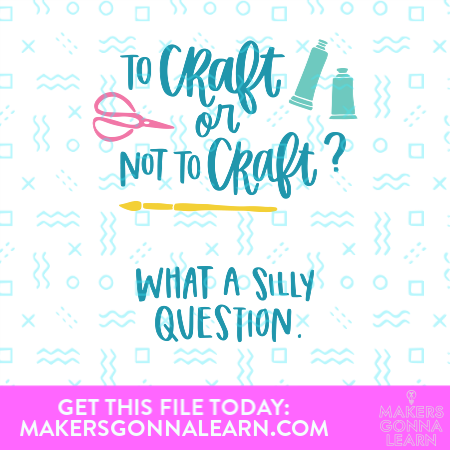 To Craft or Not To Craft