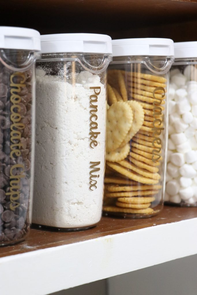 Diy Cabinet Organizers With Your Cricut