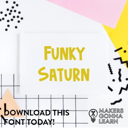Funky Saturn