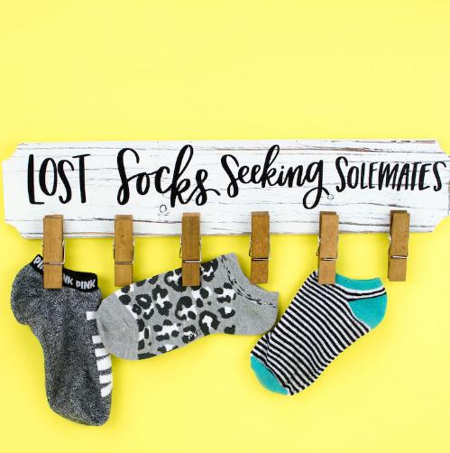 Missing Socks Organizer