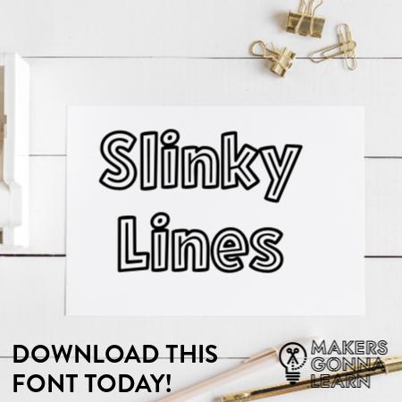 Slinky Lines