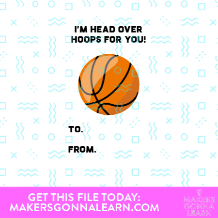 I'm Head Over Hoops For You