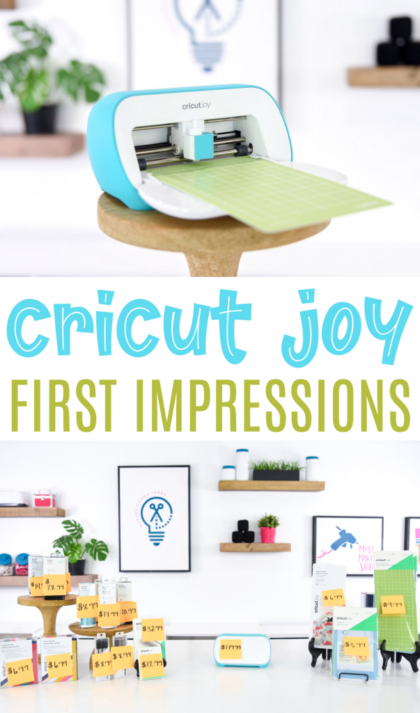 Cricut Joy First Impressions1