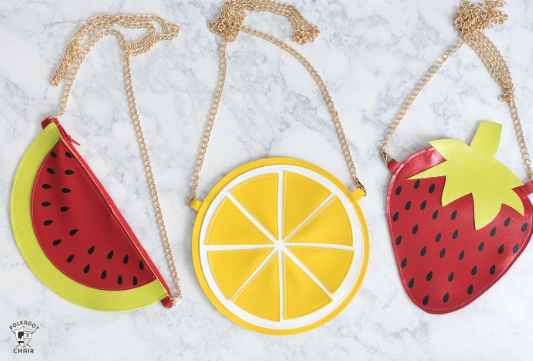 Fruity Crossbody Bag