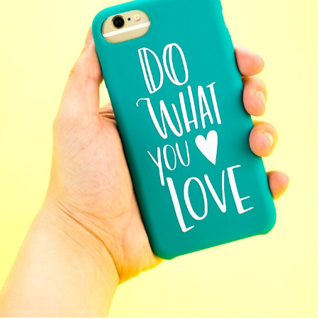 Phone Case Decal
