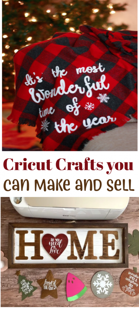 Cricut Crafts You Can Make And Sell