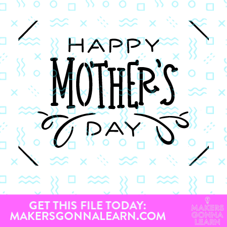 Mothers Day Joy Card