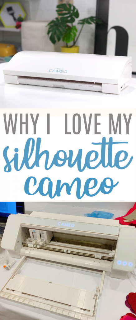 Why I Love My Silhouette Cameo