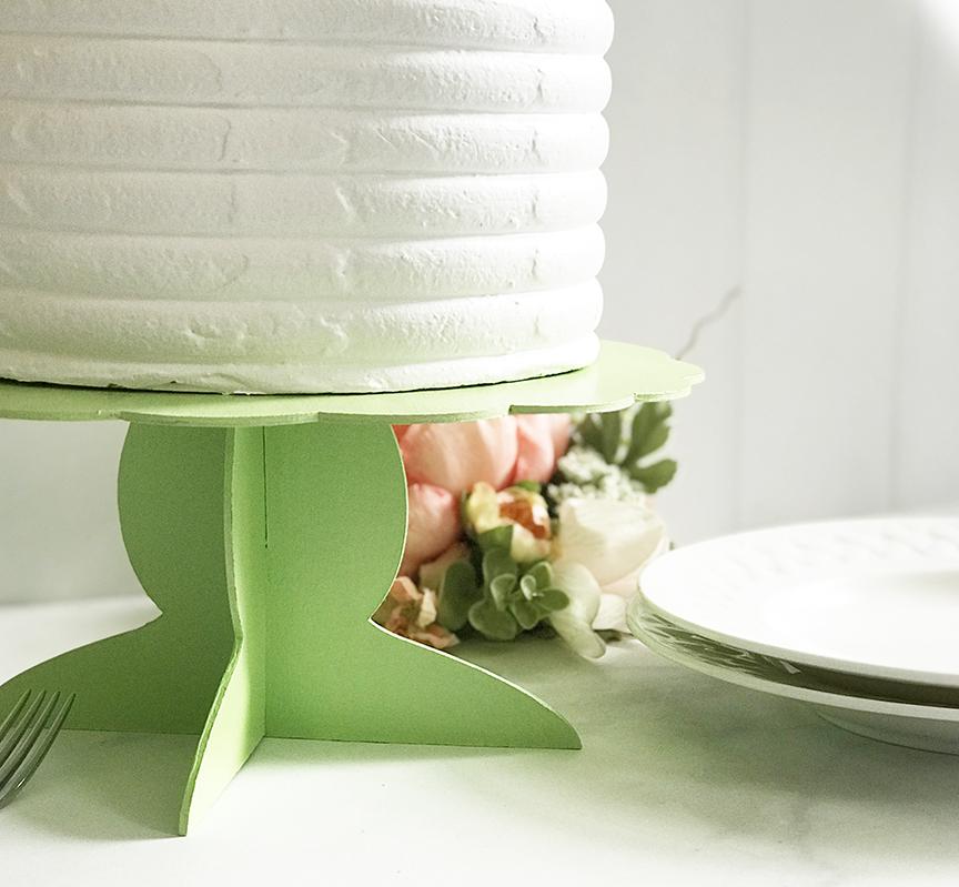 Diy Cake Stand 2