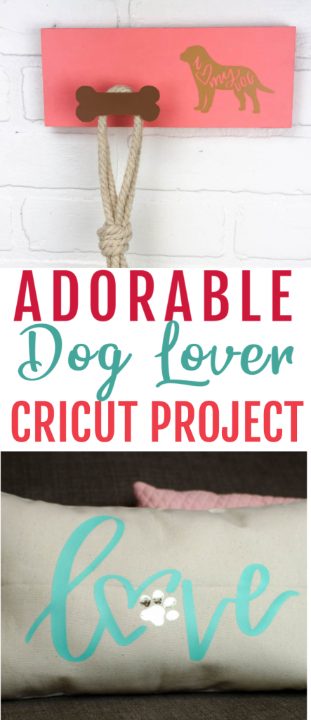 Adorable Dog Lover Cricut Projects